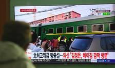 Misteriosul tren verde al dinastiei Kim.