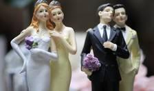 40.000 de cupluri gay s-au casatorit in ultimii cinci ani in Franta