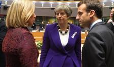 Mogherini May Macron