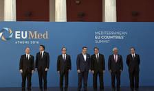 Reuniune în 2016 a celor 7 state din sudul Europei