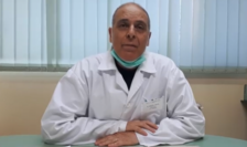 """Dr. Virgil Musta, medic primar de boli infecţioase, şef de secţie şi coordonator COVID la Spitalul de Boli Infecţioase """"Victor Babeş"""" din Timişoara."""