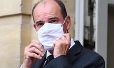 Primul ministru francez Jean Castex