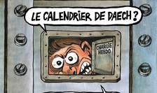 Charlie Habdo, prima pagina, numarul de pe 3 ianuarie 2018