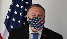 Seful diplomaţiei americane Mike Pompeo