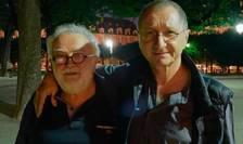 George Banu şi Horaţiu Mălăele