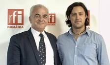 Stelian Cojocaru și Dan Pavel