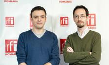 Ionuţ Cepraga și Cosmin Ruscior