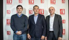 Mihai CRĂCEA, Antonio SOUVANNASOUCK şi Gheorghe GRAD
