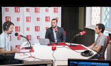 Cosmin Ruscior, Claudiu Butacu și Radu Cernuta la Planeta Verde