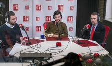 Invitatii Andreei Orosz in studioul de emisie RFI Romania
