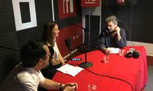 Stéphane Césari, Adriana Record et Nicolas Don