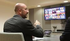 summit UE videoconferinta