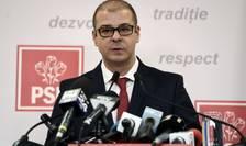Purtătorul de cuvânt al PSD, Adrian Dobre (Sursa foto: www.psd.ro)