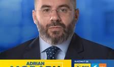 Adrian Moraru vrea să fie primarul Sectorului 3 (Sursa foto: Facebook/Adrian Moraru)
