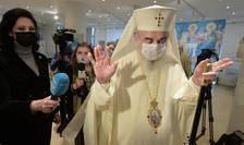 Se vor implica mai mult Patriarhul Daniel și BOR în campania de vaccinare? (Sursa: MEDIAFAX FOTO/Eduard Vînătoru)