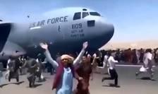 Explozie puternică pe aeroportul din Kabul.