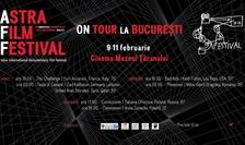 Afiș Astra Film Festival on tour la București