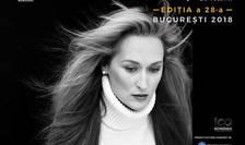 Afis Expozitie Brigitte Lacombe la FNT 2018