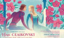 """Afiș Concert de Gală """"I LOVE CEAIKOVSKI"""""""