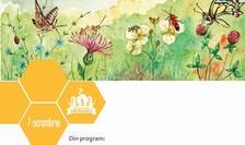 Afiș Mic târg de apicultură, Parcul Natural Văcărești 2018