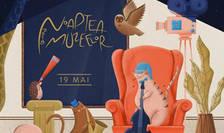 Afis Noaptea europeana a muzeelor