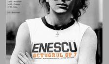 Afiș Turneul Național 100 x Enescu