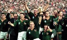 Echipa Africii de Sud campioană mondială 1995