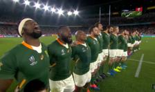 Springboks înaintea finalei Cupei Mondiale din 2019