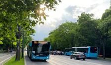 Transportul în comun din București, aglomerat la orele de vârf (Sursa foto: Facebook/STB-ilustrație)