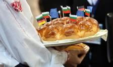 Pâine bulgara la Saptamâna Verde Internationala de la Berlin