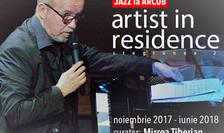 Afis Arcub jazz
