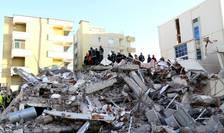 Bilanţul cutremurului produs marți dimineață în Albania s-a agravat.