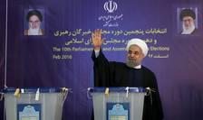 Preşedintele iranian, Hassan Rohani (Foto: Reuters/site Preşedinţie Iran)
