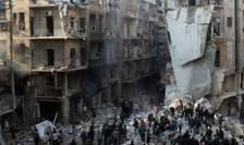 """Franța solicita organizarea de urgență a unei reuniuni a Consiliului de Securitate al ONU pentru a discuta despre """"catastrofa umanitară"""" din Alep"""