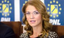 Alina Gorghiu nu crede în sinceritatea PSD-ALDE în privința respingerii amnistiei și grațierii (Sursa foto: site PNL)