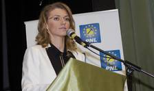Co-preşedintele PNL, Alina Gorghiu (Sursa foto: Facebook)