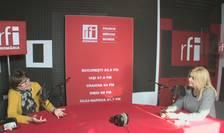 Alina Mungiu Pippidi si Cristina Țopescu la RFI Romania
