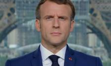 Președintele francez Emmanuel Macron