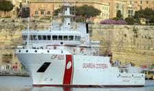 Ambarcatiunea italiana Gregoretti, aici într-o misiune în Malta în 2015.
