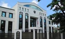 Ambasada Rusiei la Chișinău