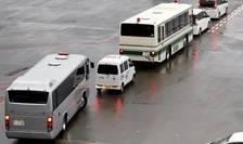 Doi americani, Michael si Paul Taylor, care îl ajutaserà pe Carlos Ghosn sà evadeze, au ajuns în Japonia unde vor fi judecati. 2 martie 2021.