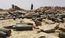 Amnesty International acuza Emiratele Arabe Unite, implicate militar în Yemen, ca furnizeaza arme de origine occidentala catre militiile yemenite. (foto de ilustrare)
