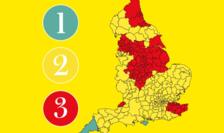 Harta nivelurilor de alertă