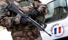 Un militar francez, membru al operatiunii Sentinelle lansatà dupà atentatele din ianuarie 2015