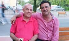 Marin Anton și Niculae Bădălău, prieteni
