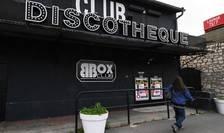 Aproape 16 luni au stat închise discotecile în Franta, din cauza restrictiilor sanitare. Aici, o discoteca din localitatea Sète, Franta, pe 24 noiembrie 2020.