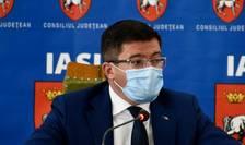 Costel Alexe este acuzat de luare de mită (Sursa foto: Facebook/CJ Iași)