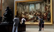 La Musée d'Orsay, vizitatorii vin în principal din Hexagon.
