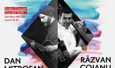 Afiș Artist in Residence - Dublu Concert Dan Mitrofan și Răzvan Cojocaru