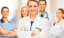 Cadre medicale din România